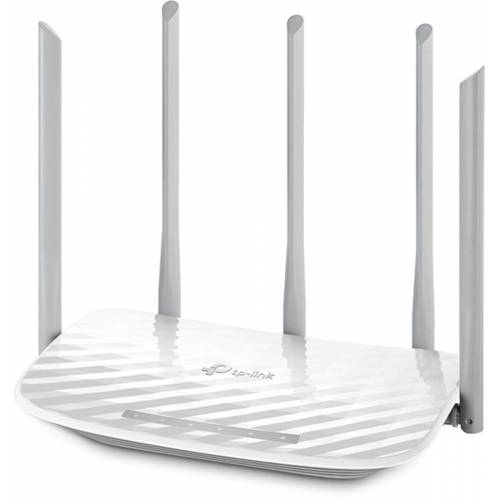 TP-Link Router »Archer C60 AC1350 Dual Band Wireless«, Weiß
