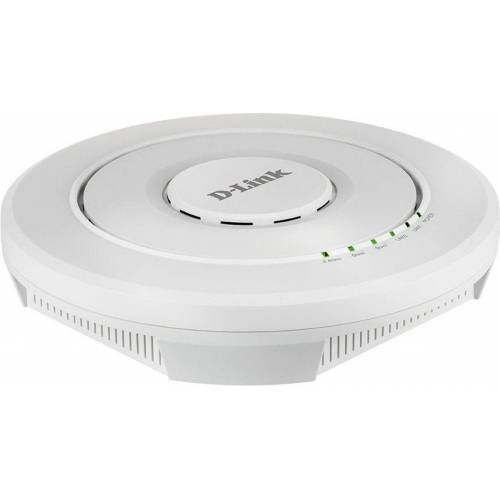 D-Link WLAN Access-Point »DWL-7620AP Unified AC2200 Wave2 Tri-Band«, Weiß