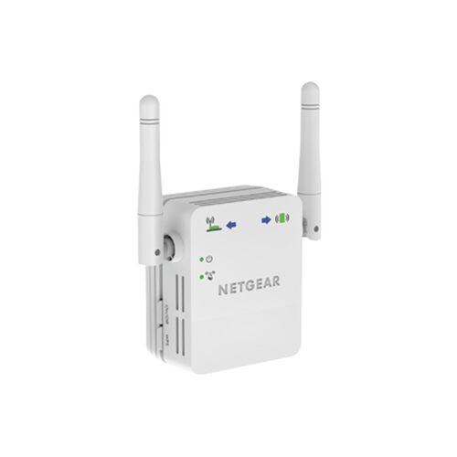 Netgear WN3000RP WiFi-Reichweiten-Verlängerung »WLAN-Repeater«, weiß