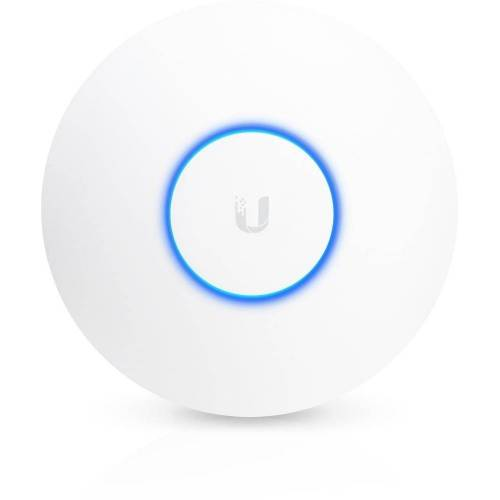 UbiQuiti »UAP-AC-HD« WLAN-Repeater, 500+ User; Indoor- und Outdoor Einsatz, weiß
