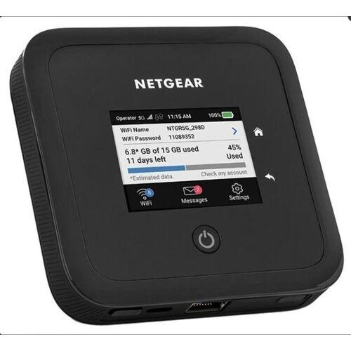 Netgear »Nighthawk M5 5G Router (MR5200)« WLAN-Router, WLAN Router mit integriertem Modem