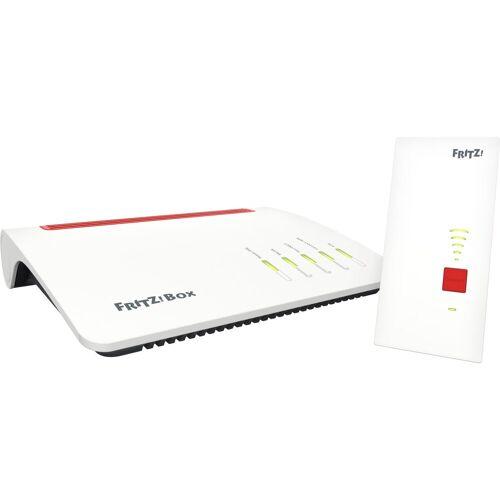 AVM »FRITZ! Mesh Set FRITZ!Box 7590 + FRITZ!Repeater« WLAN-Router