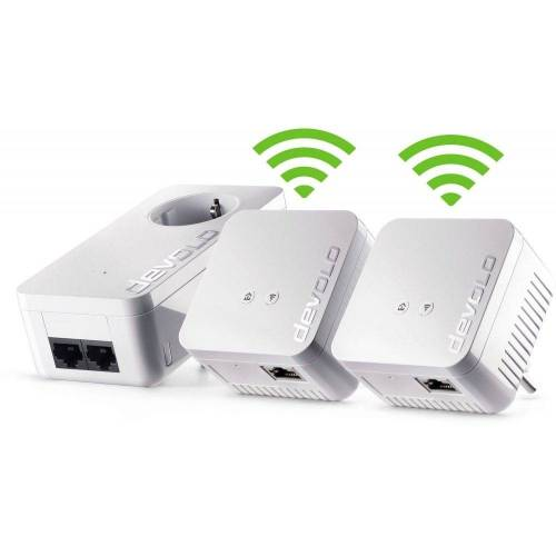 Devolo »dLAN 550 WiFi Network Kit - WLAN Repeater« WLAN-Repeater