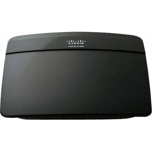 Linksys »E1200« WLAN-Router