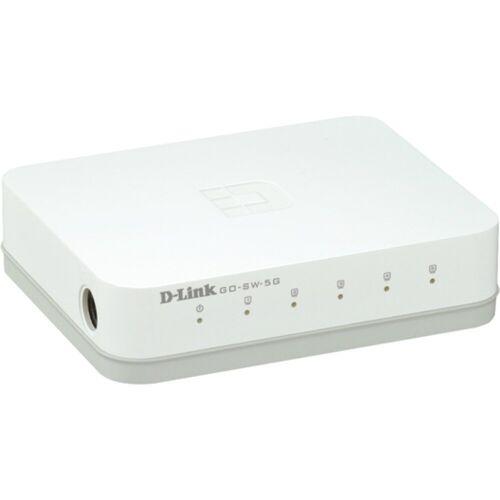 D-Link »GO-SW-5G« Netzwerk-Switch