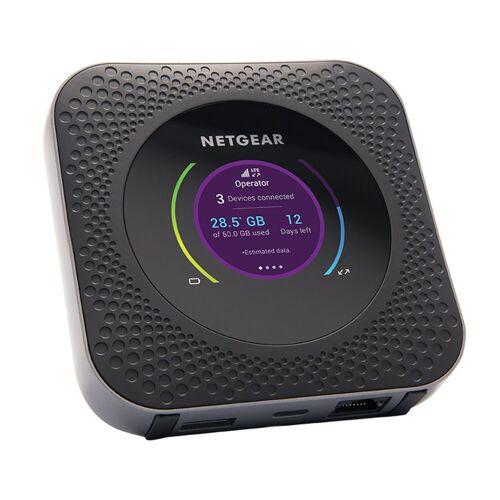 Netgear Nighthawk MR1100-100EUS »weltweit erste Gigabit-LTE-Mobile-Hotspot-Router«, schwarz