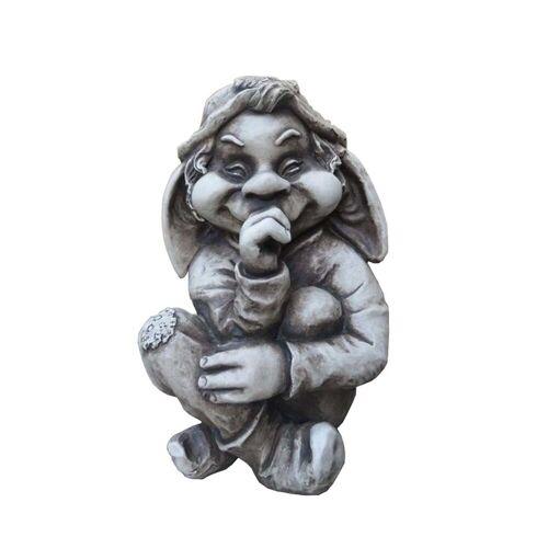 HTI-Living Gartenfigur Troll »Bardin«, Stein-Optik