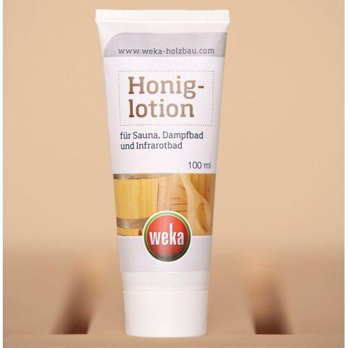weka Bodylotion »Honig«, 100 ml, weiß