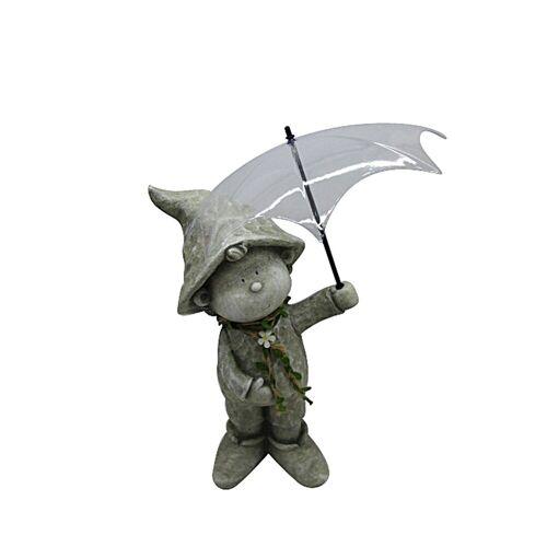 HTI-Line Dekofigur »Gartendeko Rain Zwerg« (1 Stück), Gartendeko
