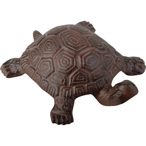 esschert design Dekofigur »Gusseisen Schildkröte 19x15 cm«