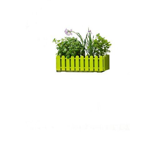 Emsa Blumenkasten »LANDHAUS«, grün (BxT: 50x20 cm), grün