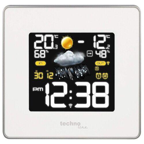technoline »WS 6440 moderne Wetterstation« Wetterstation
