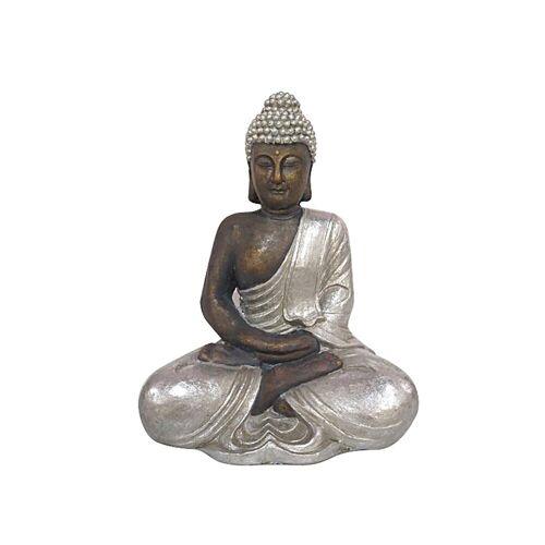 HTI-Line Dekofigur »Gartendeko Buddha« (1 Stück), Gartendeko