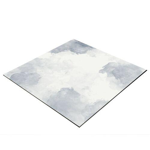 BRESSER Fotohintergrund »für Legebilder 40x40cm graue Wolken«, Flatlay Hintergrund