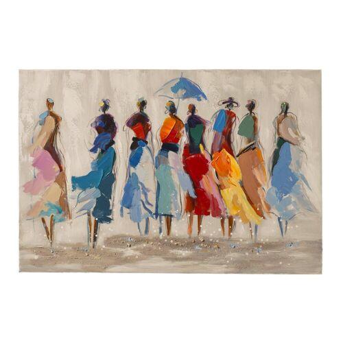 heine home Originalgemälde afrikanische Frauen