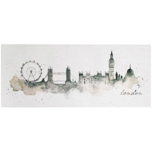 ART for the home Leinwandbild »London«, Städte, London