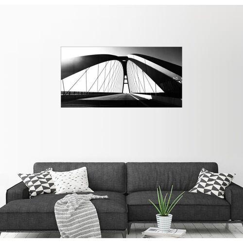 Posterlounge Wandbild, Fehmarnsundbrücke