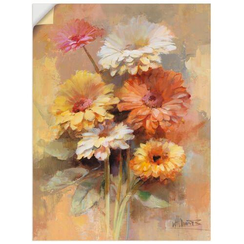 Artland Wandbild »Blumenstrauß I«, Blumen (1 Stück)