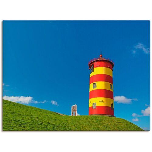 Artland Wandbild »Pilsumer Leuchtturm«, Gebäude (1 Stück)