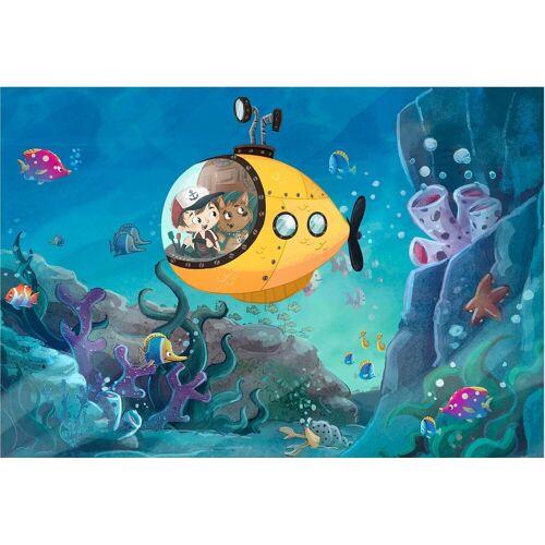 Poster »Unterwasserwelt«, 87/59 cm