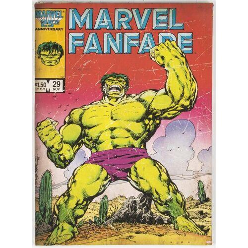 MARVEL Leinwandbild »Hulk«, (1 Stück)