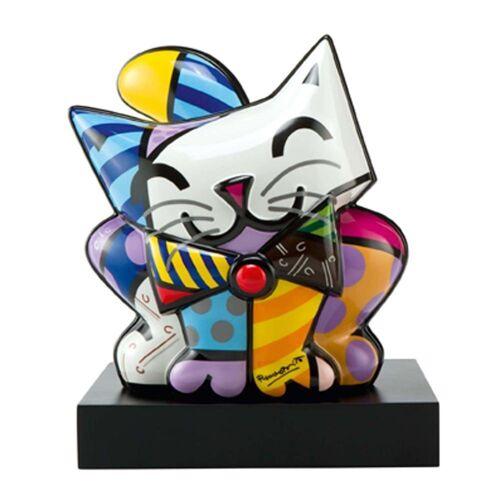 Goebel Tierfigur »Blue Cat - Romero Britto«