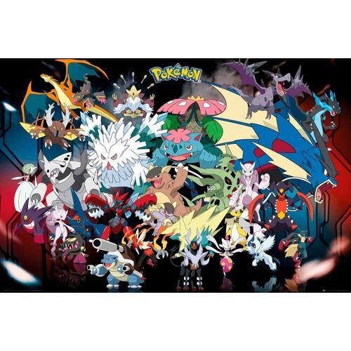 Deco-Panel »Pokemon«, 90/60 cm