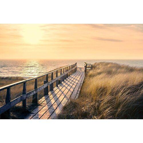 Deco-Panel »Weg zum Strand«, 90/60 cm