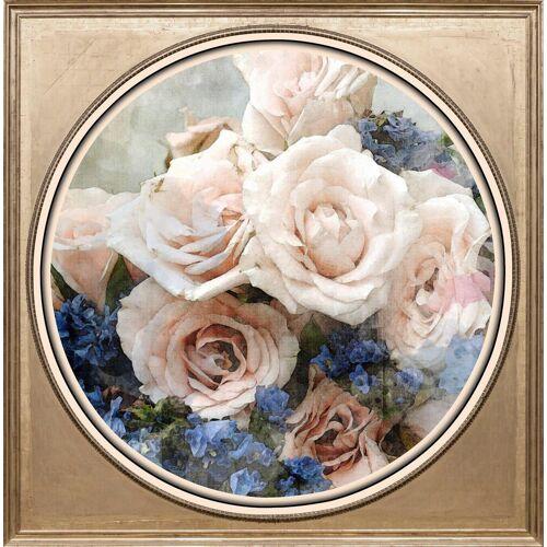 queence Acrylglasbild »Bunter Blumenstrauß III«
