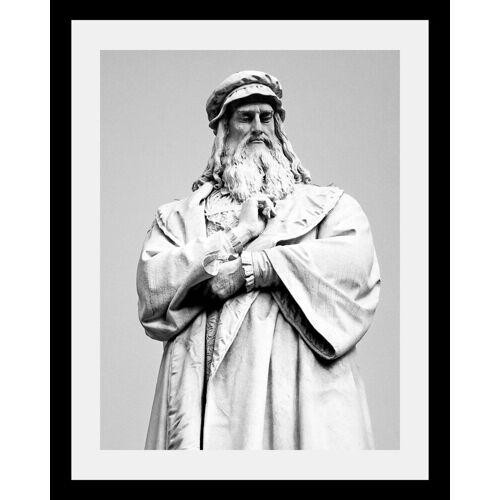 Bild »Statue«, in 3 Größen, gerahmt