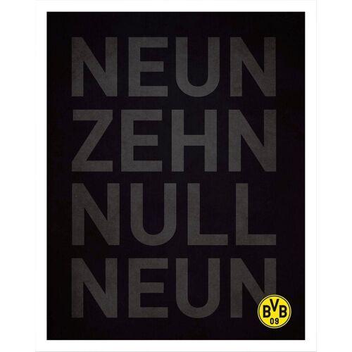 Poster »BVB Neun Zehn Null Neun«