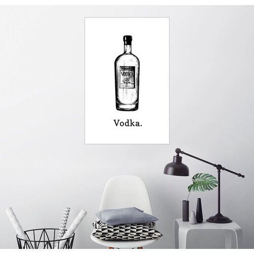 Posterlounge Wandbild, Vodka.
