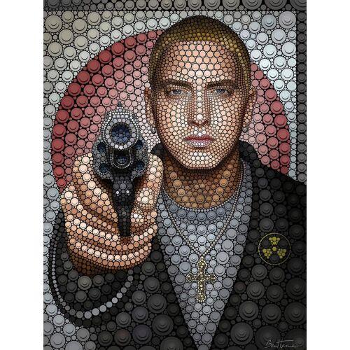 Poster »Eminem«