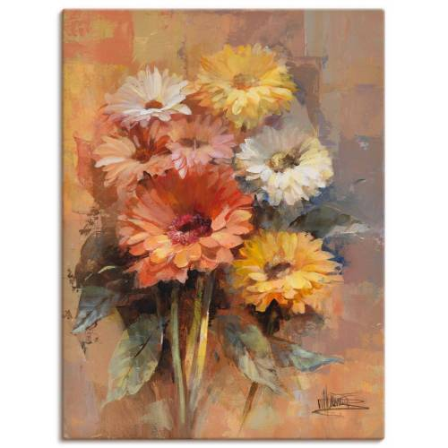 Artland Wandbild »Blumenstrauß II«, Blumen (1 Stück)