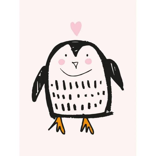 Lüttenhütt Leinwandbild »Pinguin«