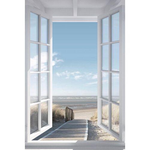 Deco-Panel »Fenster zur Nordsee«