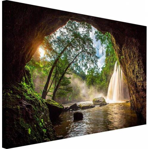 Wandbild »Steinhöhle«