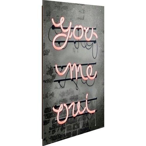 Deco-Panel »you me oui«