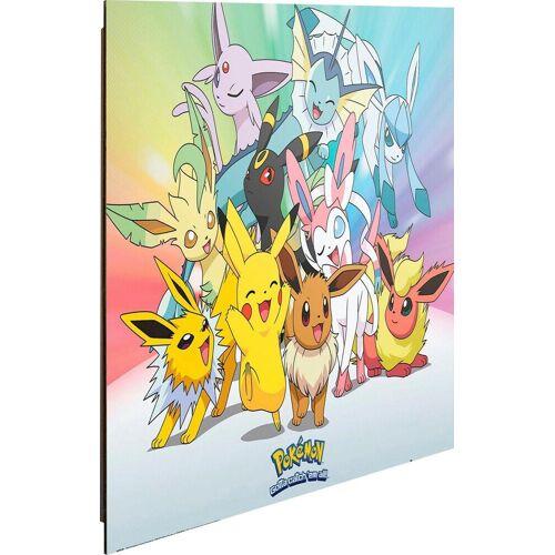 Deco-Panel »Pokemon«, 50/40 cm