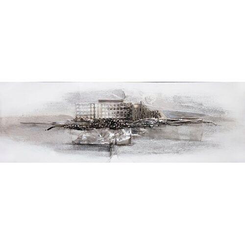 Ölgemälde »Kunstwerk«, 150/50 cm, handgemalt