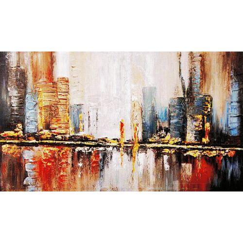 Gemälde »Reflektion«