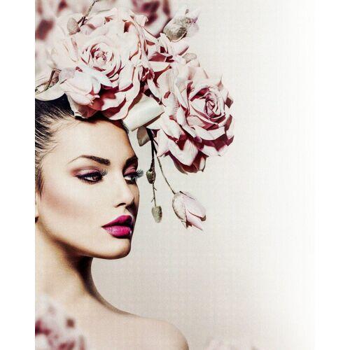 Kunstdruck »Rose Lady«