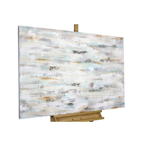 KUNSTLOFT Gemälde »Durch das Wolkenmeer«, handgemaltes Bild auf Leinwand