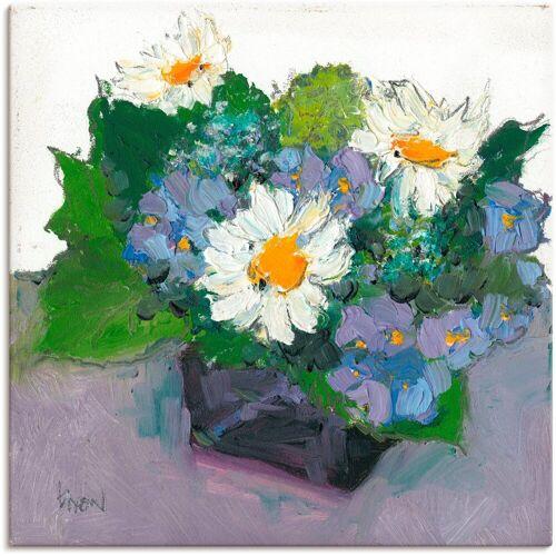 Artland Wandbild »Gepflanzte Blume II«, Blumen (1 Stück)