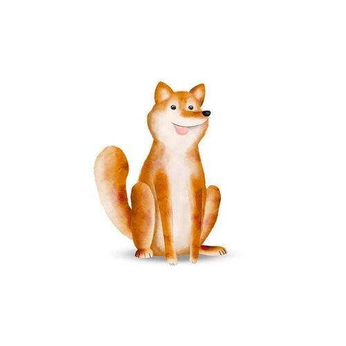 Komar Poster »Cute Animal Dog«, Tiere, Höhe: 40cm