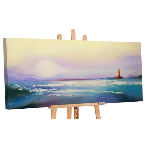 ART YS-Art Gemälde »Heimwege 024«