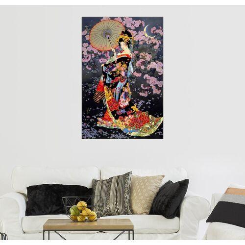 Posterlounge Wandbild, Yozakura