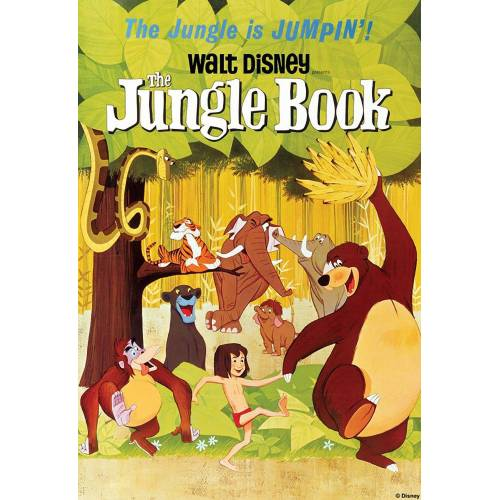 ART for the home Leinwandbild »Jungle Book«, Disney