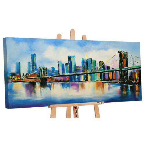 ART YS-Art Gemälde »Brücke 047«