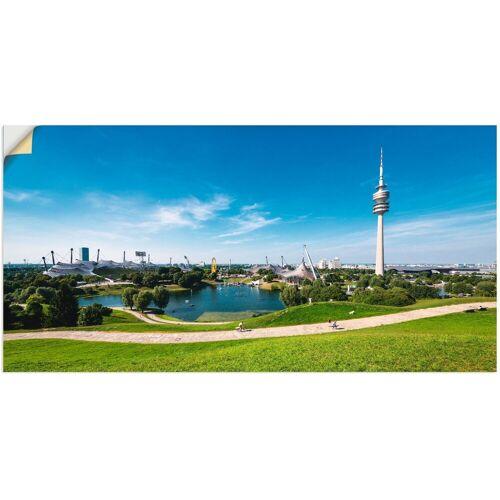 Artland Wandbild »München Olympiapark«, Europa (1 Stück)